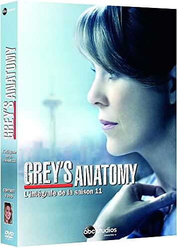 Grey's Anatomy - Die jungen Ärzte: Staffel 11 (6 DVDs)