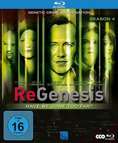 ReGenesis Season 4 (OmU) [Blu-ray]