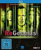 ReGenesis - Season 4 (OmU) [Blu-ray]