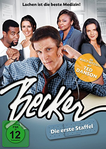 Becker Staffel 1 (3 DVDs)