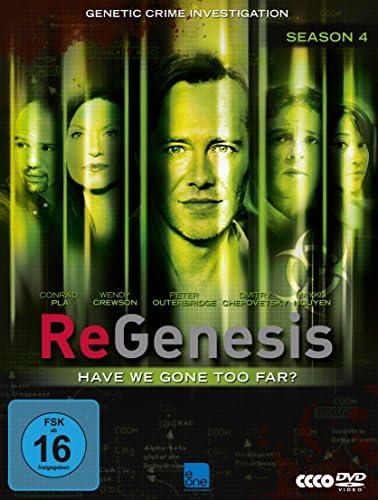 ReGenesis Season 4 (OmU) (4 DVDs)
