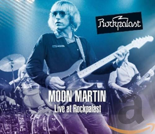 Moon Martin - Live at Rockpalast 1981 (3 DVDs)