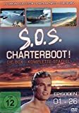 S.O.S. Charterboot - Die Box (4 DVDs)