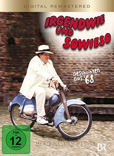 Irgendwie und Sowieso (Digital remastered) (4 DVDs)