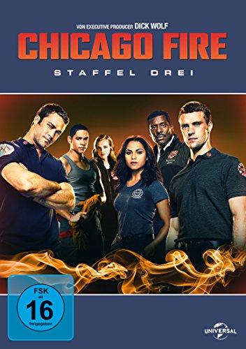Chicago Fire Staffel 3 (6 DVDs)