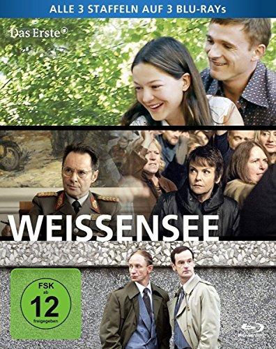 Weissensee Staffel 1-3 [Blu-ray]