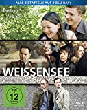 Weissensee - Staffel 1-3 [Blu-ray]