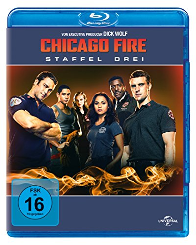 Chicago Fire Staffel 3 [Blu-ray]