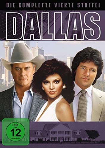 Dallas Staffel  4 (7 DVDs)