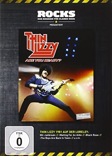 Thin Lizzy - Live at Rockpalast (Rocks Edition)