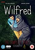 Wilfred - The Complete Australian Series 1-4 (8 DVDs)