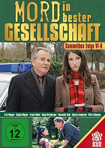 Mord in bester Gesellschaft Sammelbox 2 (5 DVDs)