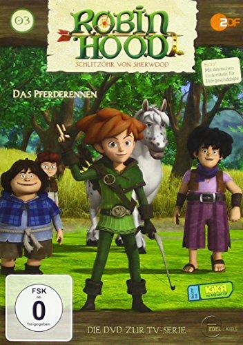 Robin Hood - Schlitzohr von Sherwood,