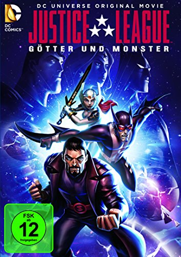 Justice League - Gods & Monsters