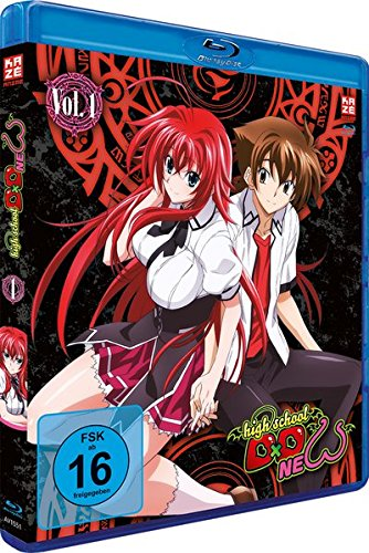 Highschool DxD New - Vol. 1 [Blu-ray]