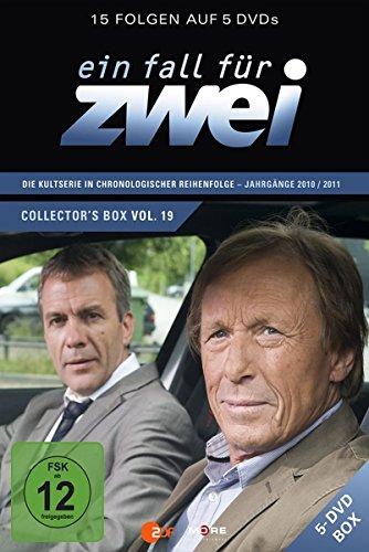 Ein Fall für Zwei Collector's Box 19 (5 DVDs)