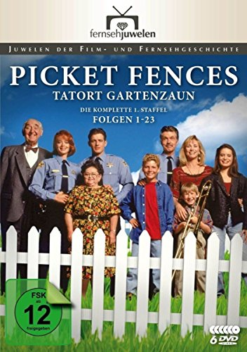 Picket Fences - Tatort Gartenzaun: