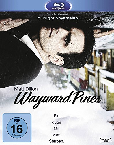 Wayward Pines Staffel 1 [Blu-ray]