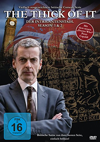 The Thick of It - Der Intrigantenstadl: Staffel 1+2