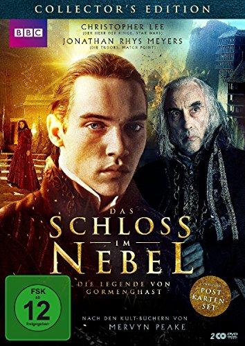 Das Schloss im Nebel - Die Legende von Gormenghast 2 DVDs