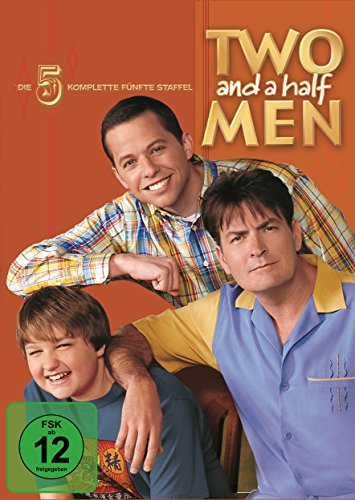 Two and a Half Men Staffel  5 (3 DVDs)