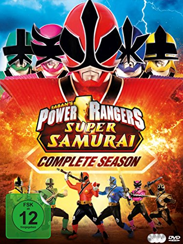 Power Rangers Samurai Complete Season (3 DVDs)
