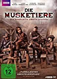 Die Musketiere - Staffel 2 (4 DVDs)
