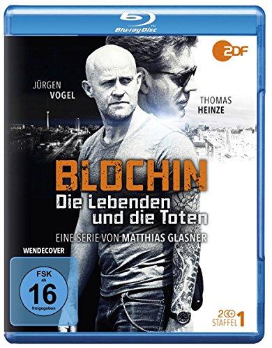 Blochin - Die Lebenden und die Toten (Staffel 1) [Blu-ray]