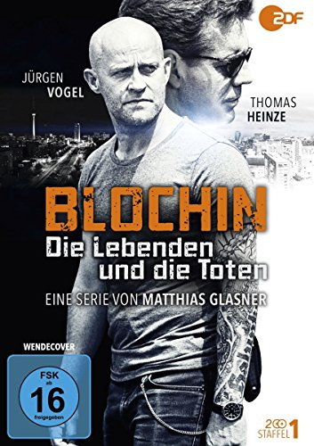 Blochin - Die Lebenden und die Toten (Staffel 1) (2 DVDs)