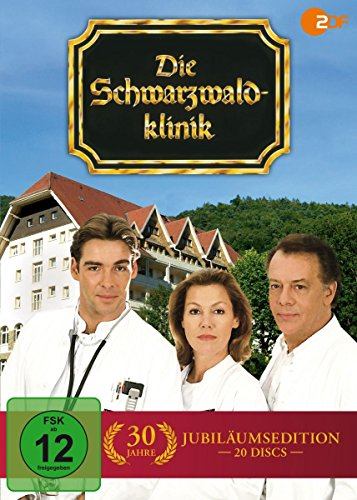 Die Schwarzwaldklinik Die komplette Serie (20 DVDs)