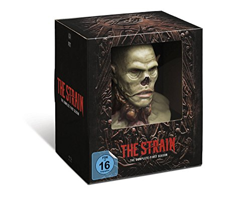The Strain Staffel 1 (Special Head Edition) (Limited Edition) [Blu-ray]