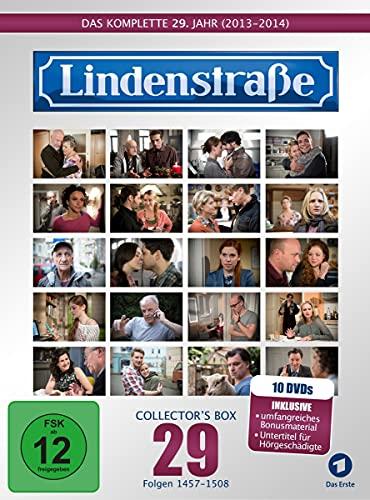 Lindenstraße Das komplette 29. Jahr (Special Edition) (10 DVDs)