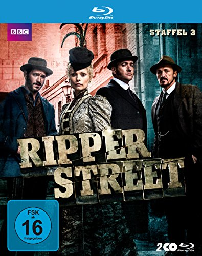 Ripper Street Staffel 3 [Blu-ray]
