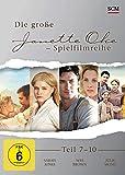 Die große Janette Oke-Spielfilmreihe: Teil 7-10 (4 DVDs)