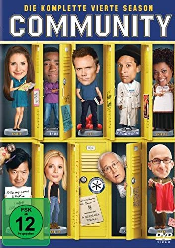 Community Staffel 4 (2 DVDs)