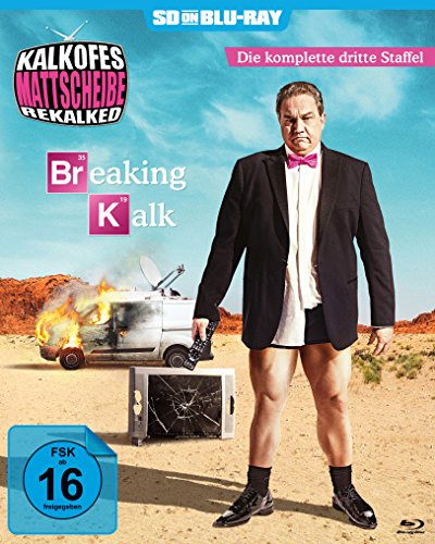 Kalkofes Mattscheibe: Rekalked! - Staffel 3: Breaking Kalk [SD on Blu-ray]