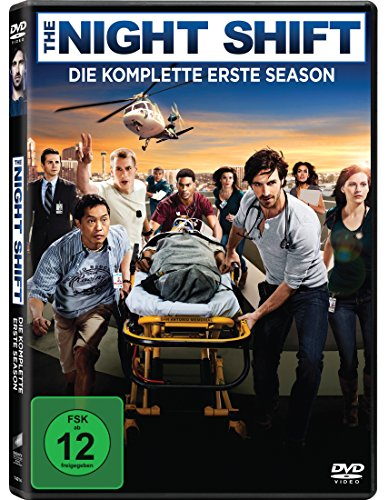 The Night Shift Staffel 1 (2 DVDs)