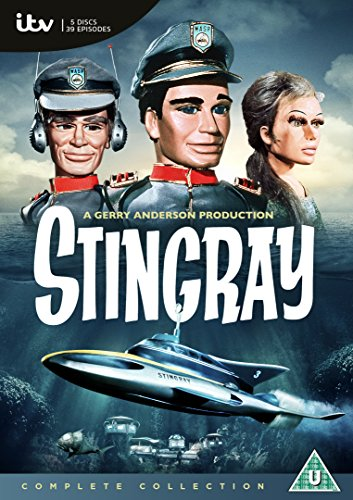 DVD-Stingray
