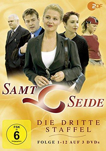 Samt & Seide Staffel 3, Folgen 1-12 (3 DVDs)