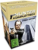 Hunter - Die Komplettbox (Cigarette Box mit Sammelkarten) (Limited Edition) (42 DVDs)