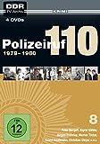 Polizeiruf 110 - Box  8: 1978-1980 (DDR TV-Archiv) (4 DVDs)