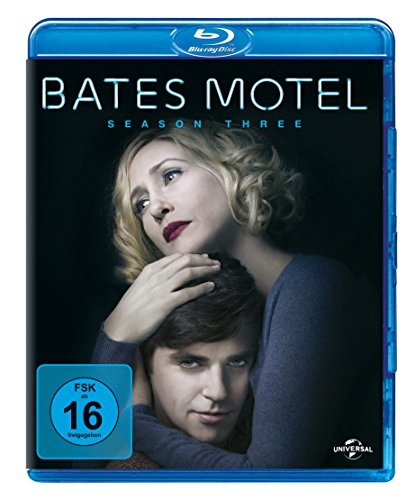 Bates Motel Staffel 3 [Blu-ray]