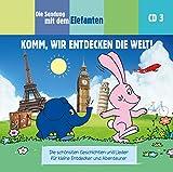 Die Sendung mit dem Elefanten, CD 3