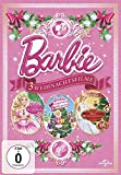 Barbie Weihnachts-Edition - 3 Filme (exklusiv bei Amazon.de) (3 DVDs)