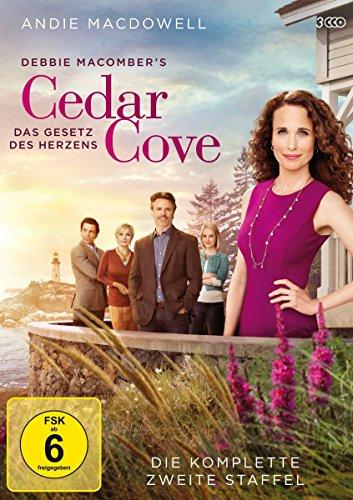Cedar Cove - Das Gesetz des Herzens: Staffel 2 (3 DVDs)