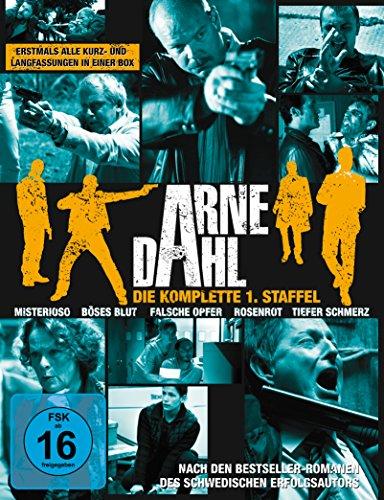 Arne Dahl Staffel 1 [Blu-ray]