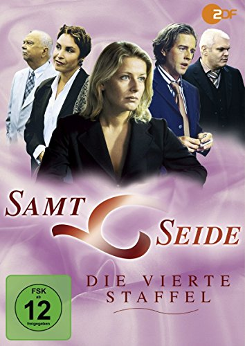 Samt & Seide Staffel 4 (4 DVDs)