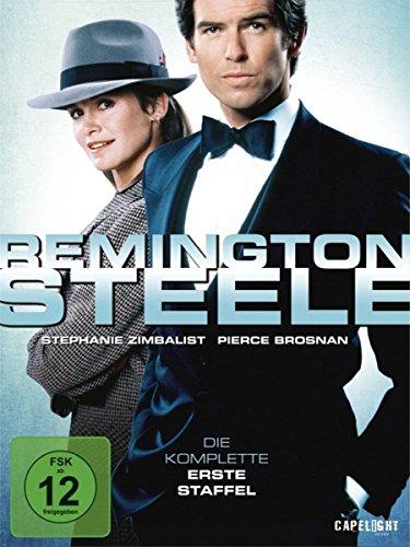 Remington Steele Staffel 1 (7 DVDs)