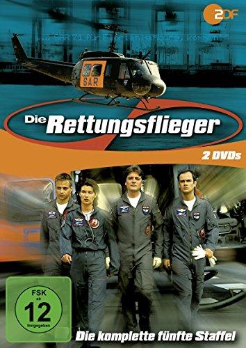 Die Rettungsflieger Staffel  5 (2 DVDs)