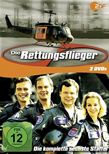 Die Rettungsflieger Staffel  6 (2 DVDs)